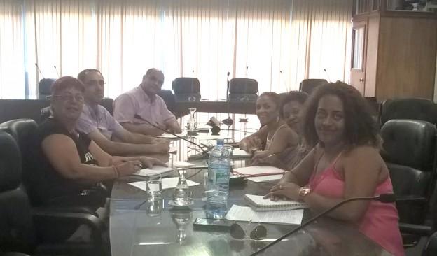 FEPAC: Reunião de planejamento